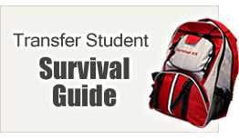 Transfer Student SURVIVAL GUIDE